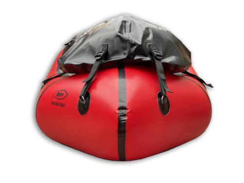 Spirit Packraft mit Bugtasche